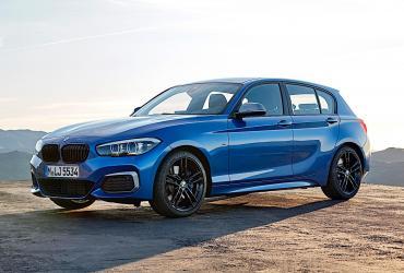 Обзор автомобиля BMW 1 Series 2018