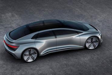 Audi занята готовит таинственную модель с необычным дизайном