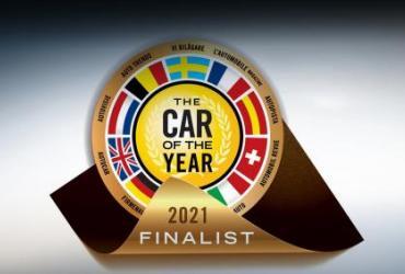 Объявлены 7 финалистов конкурса Car of the Year 2021