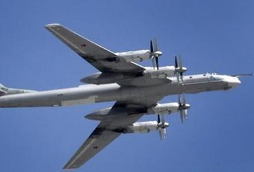Канада подняла истребители для перехвата бомбардировщиков РФ