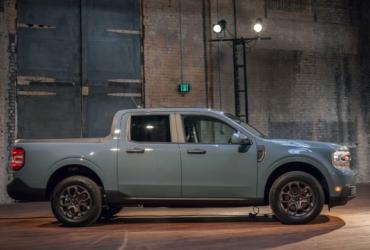 Ford представил пикап с «операционкой» Android