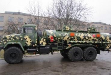 Украинские военные получили новые