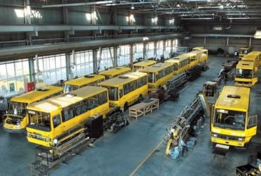 Украина стремительно нарастила выпуск автобусов