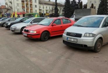 В Украине 97% авто на еврономерах оказались вне закона – ГФС