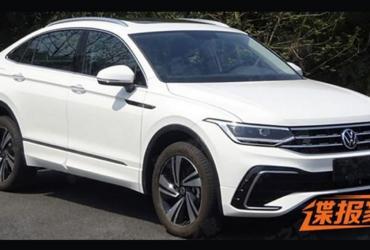 Появились фотографии серийного Volkswagen Tiguan X
