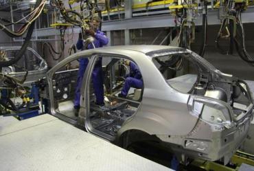 В Украине уменьшилось производство автомобилей