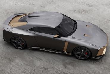 Новый Nissan GT-R станет самым быстрым суперкаром в мире
