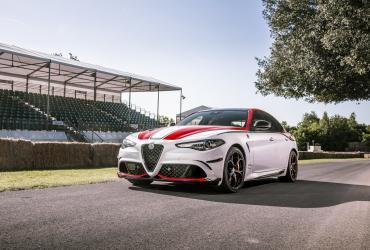 Alfa Romeo выпустит еще более экстремальную версию Giulia