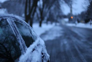 Водителей предупредили о заснеженных дорогах и горных перевалах