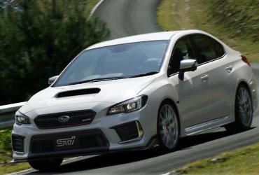 Subaru подготовит очень мощную версию WRX STI