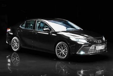 В Украине стартуют продажи обновленной Toyota Camry