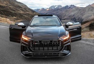 Ателье ABT подготовило тюнинг-пакет для флагманского SUV Audi SQ8 (фото, видео)