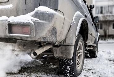 Водителям дали рекомендации по запуску двигателя машины в мороз