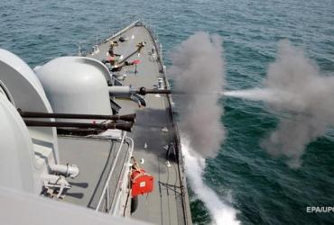Сеул открыл огонь по судну КНР в Желтом море